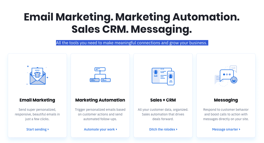Active Campaign - Jumpworks - Leading Business Automation Experts