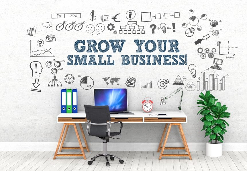 grow a small business